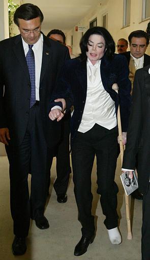Michael Jackson y el osito Teddy… Una historia