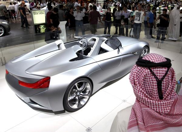 Los mejores autos en Dubai » Galerías fotográficas de El