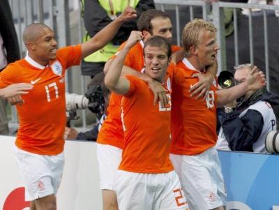 Holanda es el favorito en las apuestas. Fútbol