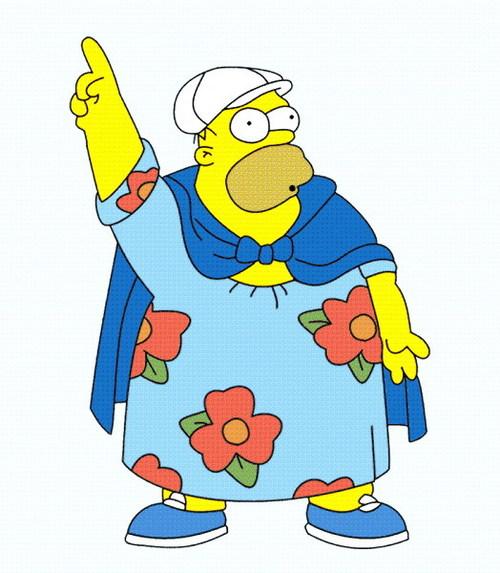 Recurren a Los Simpsons para combatir obesidad - Realidades Mundiales