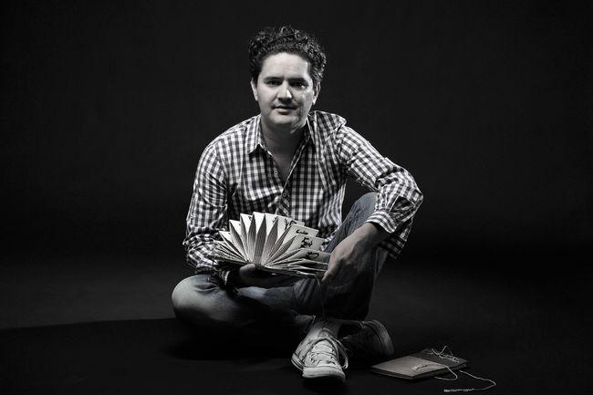Encuentro con el artista Román Eguía en Madrid