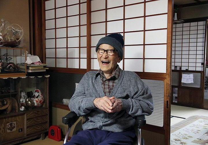 Muere el hombre más viejo del mundo a los 116 años