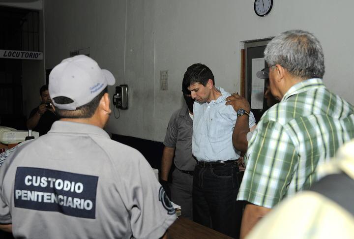 Dictan formal prisión a José Manuel Sáiz