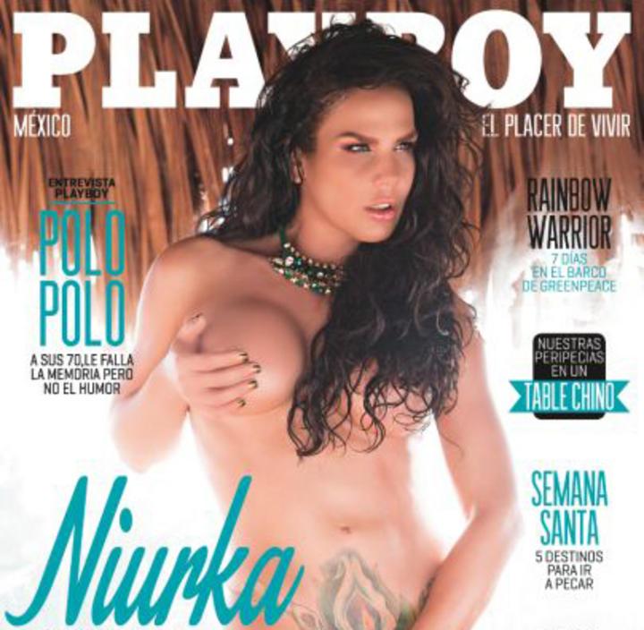 Niurka Vuelve A Las Portadas De Playboy