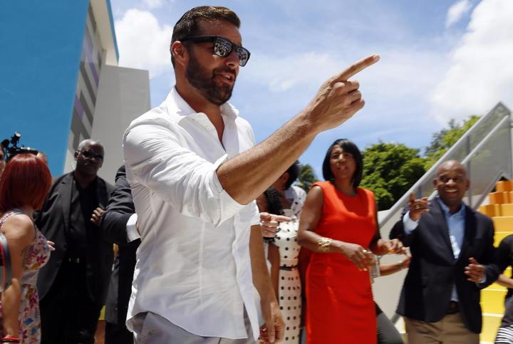 Ricky Martin esterará sencillo de su nuevo álbum