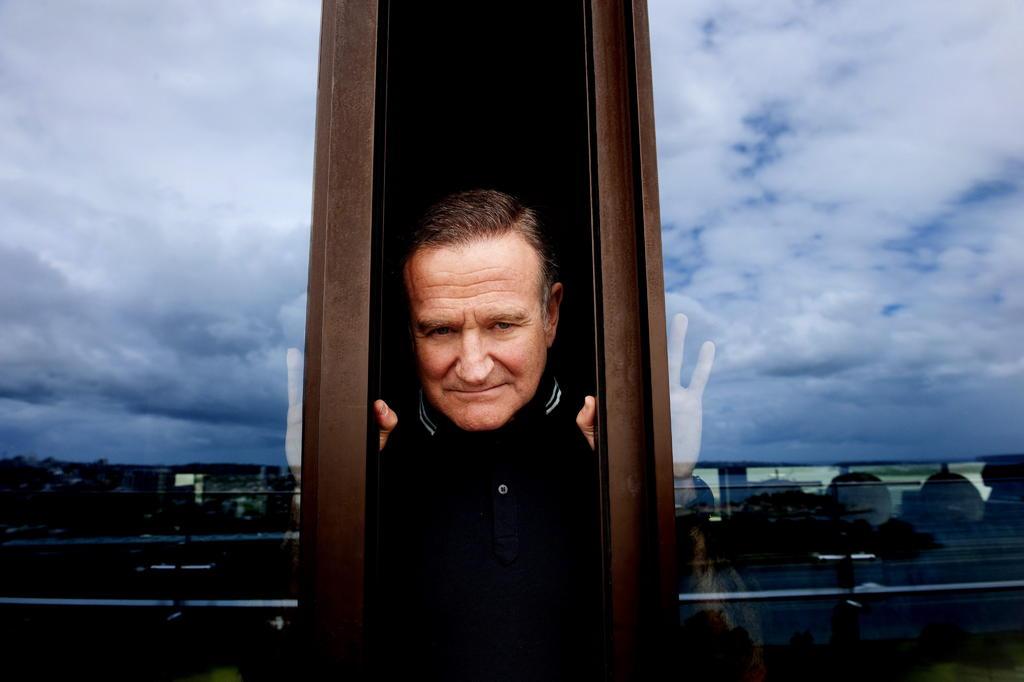 Robin Williams aseguró el uso de su imagen después de muerto