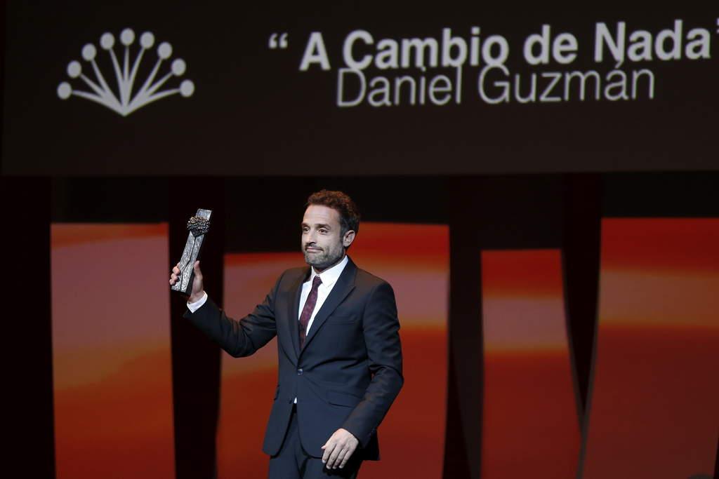 Gana Biznaga de Oro en Málaga