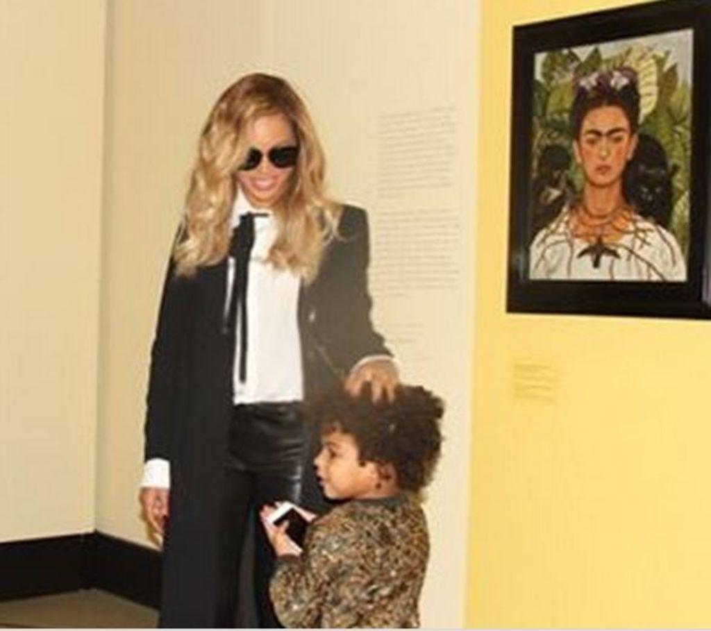 Beyoncé es fan de Frida Kahlo