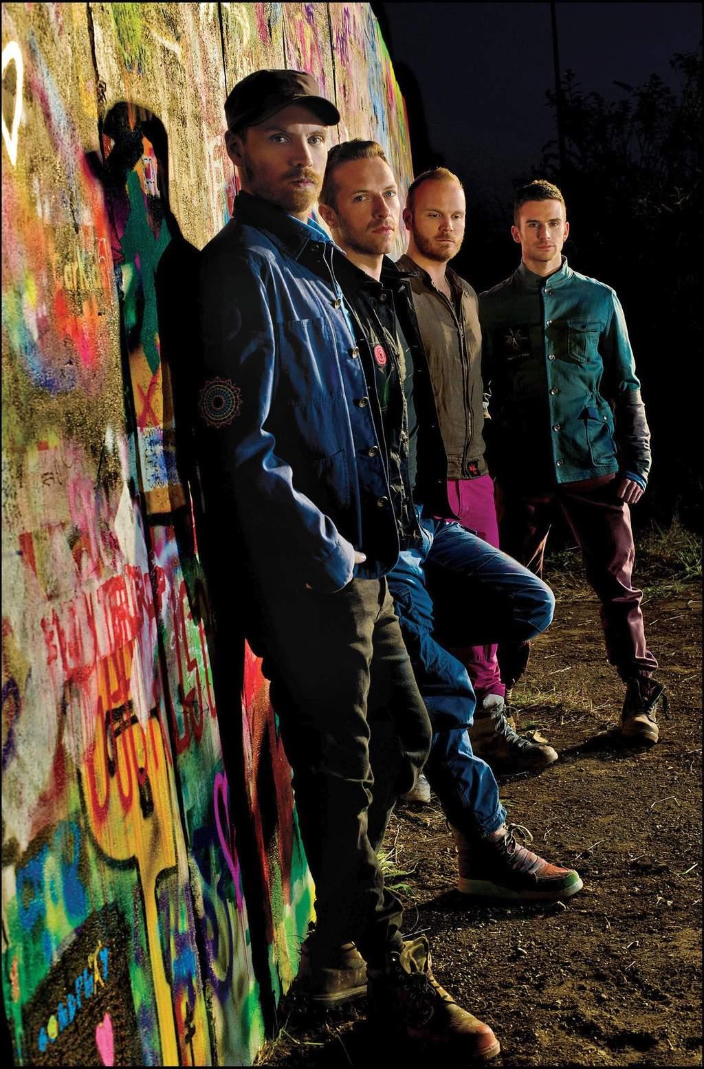 Coldplay 'anotará' en el SB50