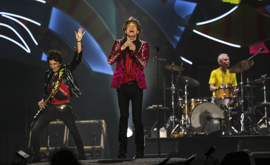 Se entrega el Maracaná a The Rolling Stones