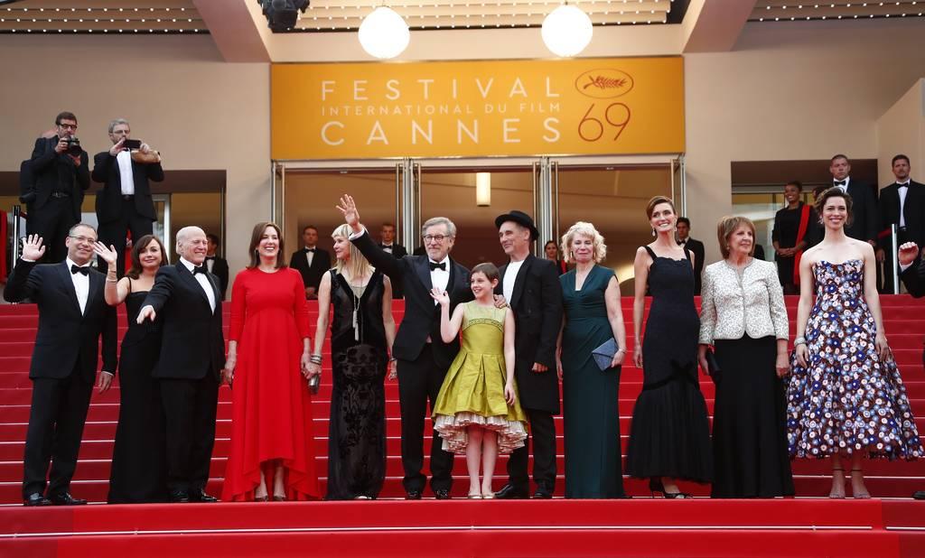 Llena de fantasía Cannes