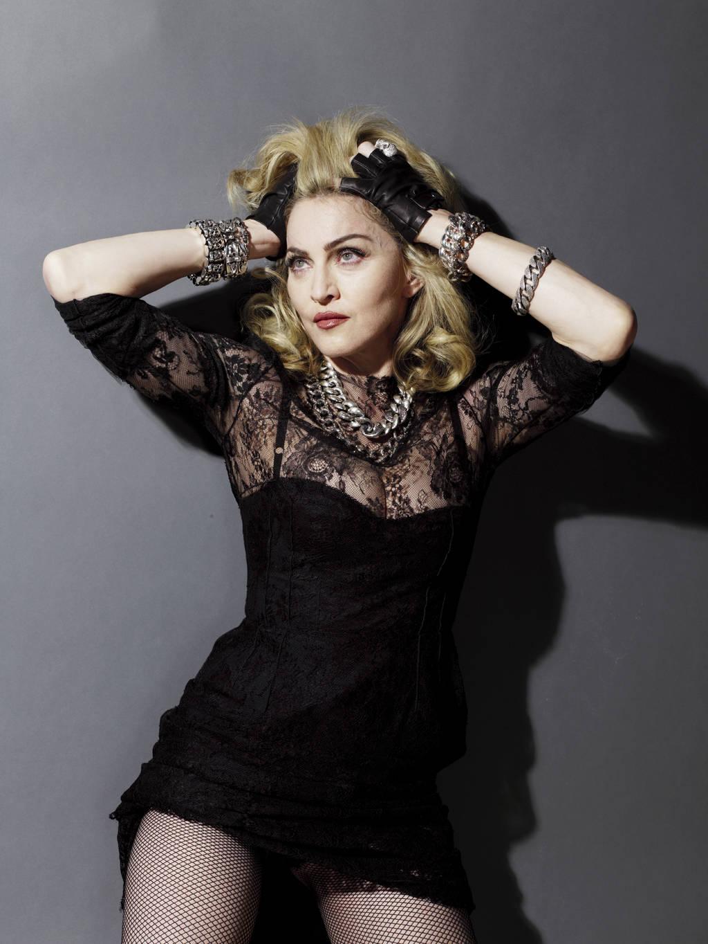 Defienden homenaje  de Madonna a Prince