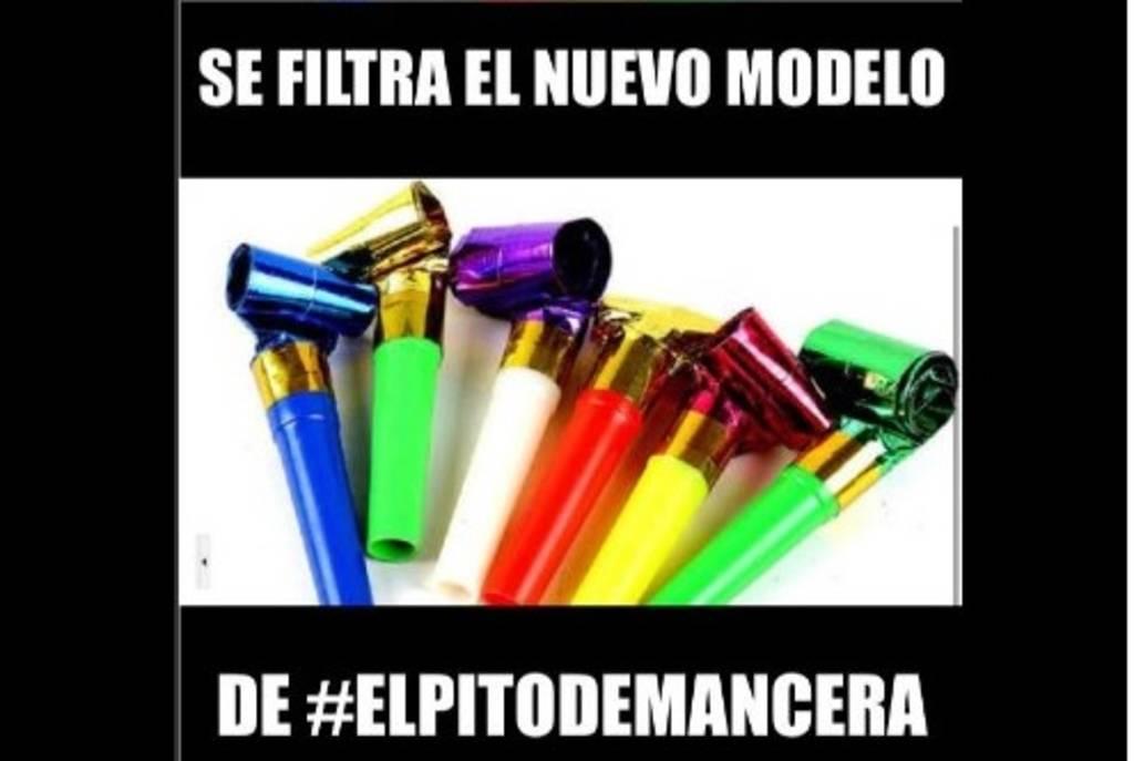 #ElPitoDeMancera causa gran polémica en redes