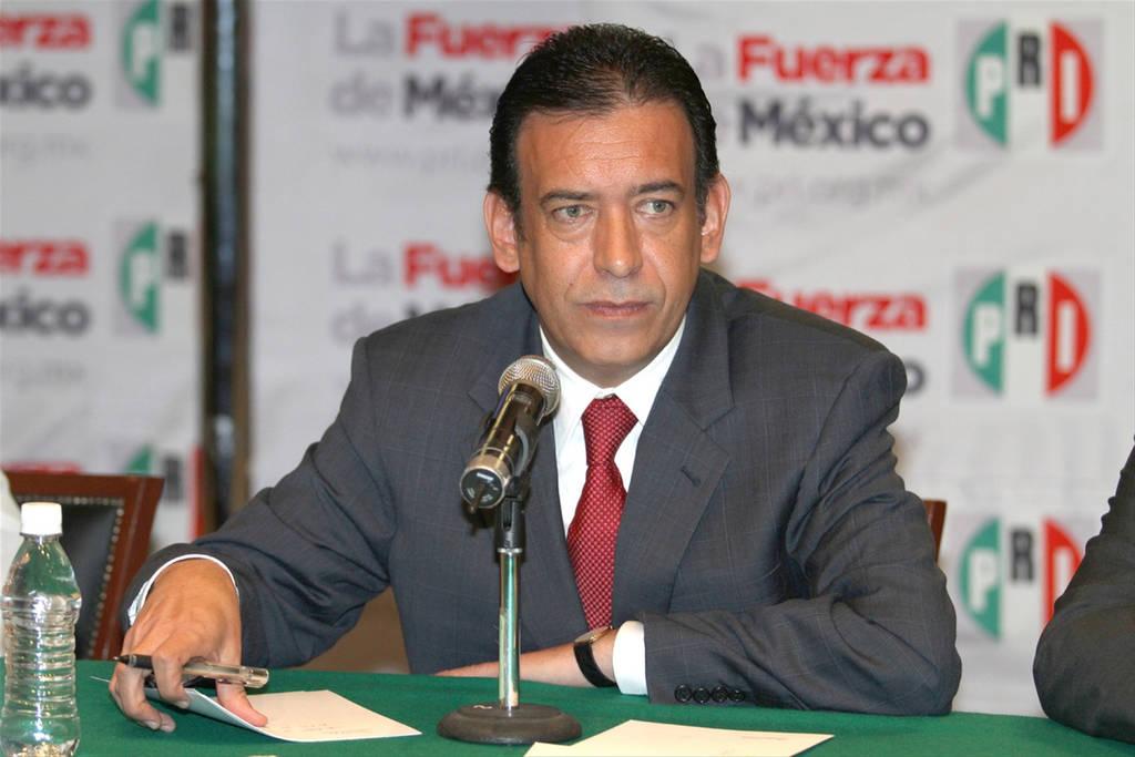 """Humberto Moreira """"libra"""" otra investigación"""